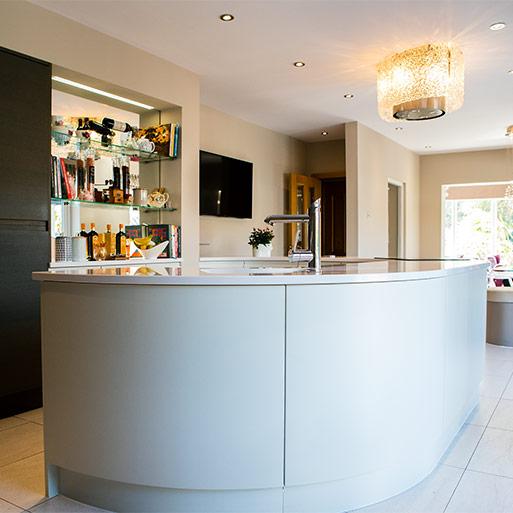 Bespoke designer kitchens Bridgend